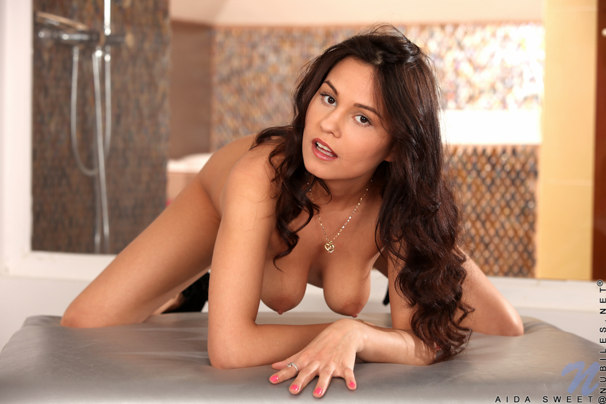 Nubiles.net - featuring Nubiles Aida Sweet in luscious-hot-girl