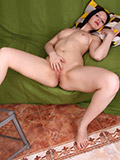 Naughty Nubile Plunges Her Fingers Deep Into Her Cock Craving Fuck Hole - Picture 14