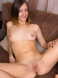 Nubiles.net Alexa Rush - Hot amateur with cheery tits tickles her wet fairy until she cums