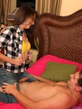 Nubiles.net Alexis Venton - Alexis Venton gets her pussy pounded by a stiff cock