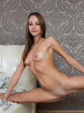 Flexible Teen Antuanetta Stretching Nude Pussy Asshole - Picture 12