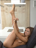 Candy Julia Fucks Her Tight Wet Twat With Her Eager Fingers - Picture 7