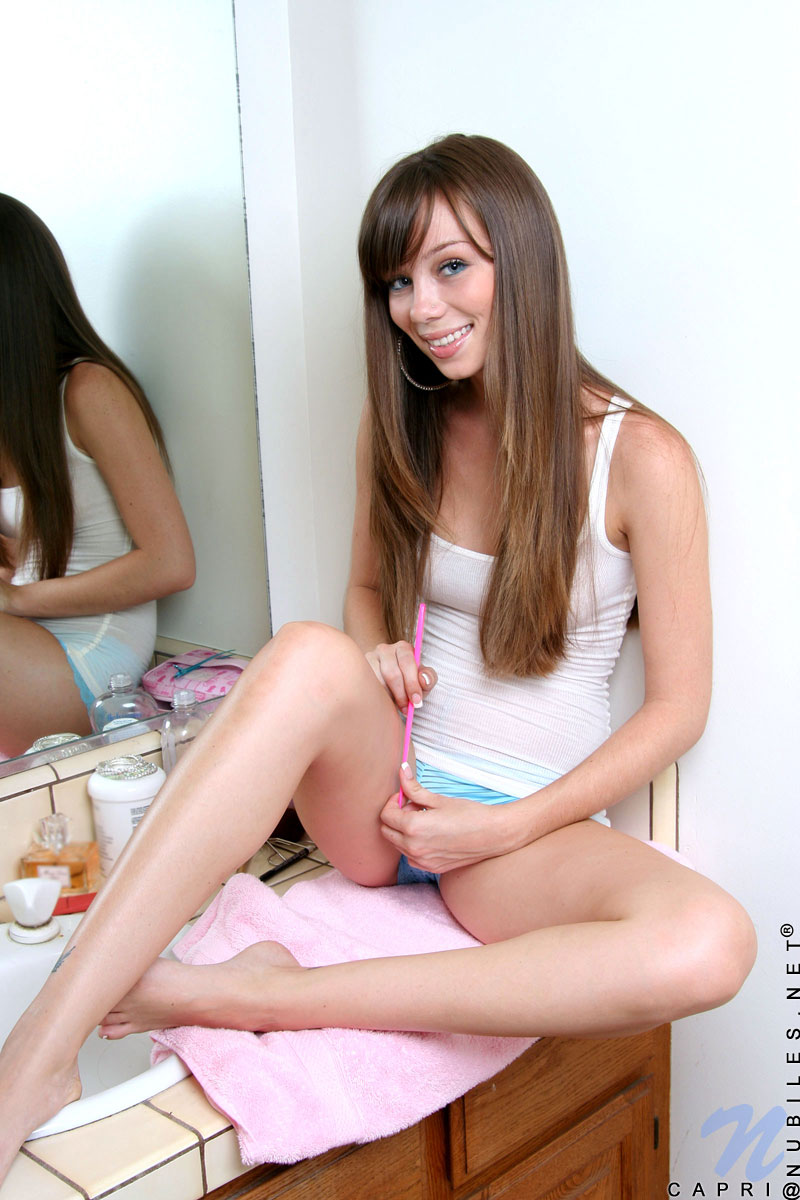 naked young teen enjoy