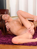 Nubile Carmella Removes Her Panties And Pleasures Herself With Her Fingers - Picture 13