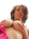 Nubiles.net Cassidy Banks - Pretty coed Cassidy Banks rubs her huge natural boobs and makes bigger her pink pussy