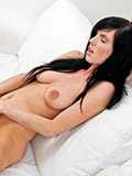 Nubiles.net Eileen - Horny naughty temptress gives her have sex hole a sweet finger masturbation