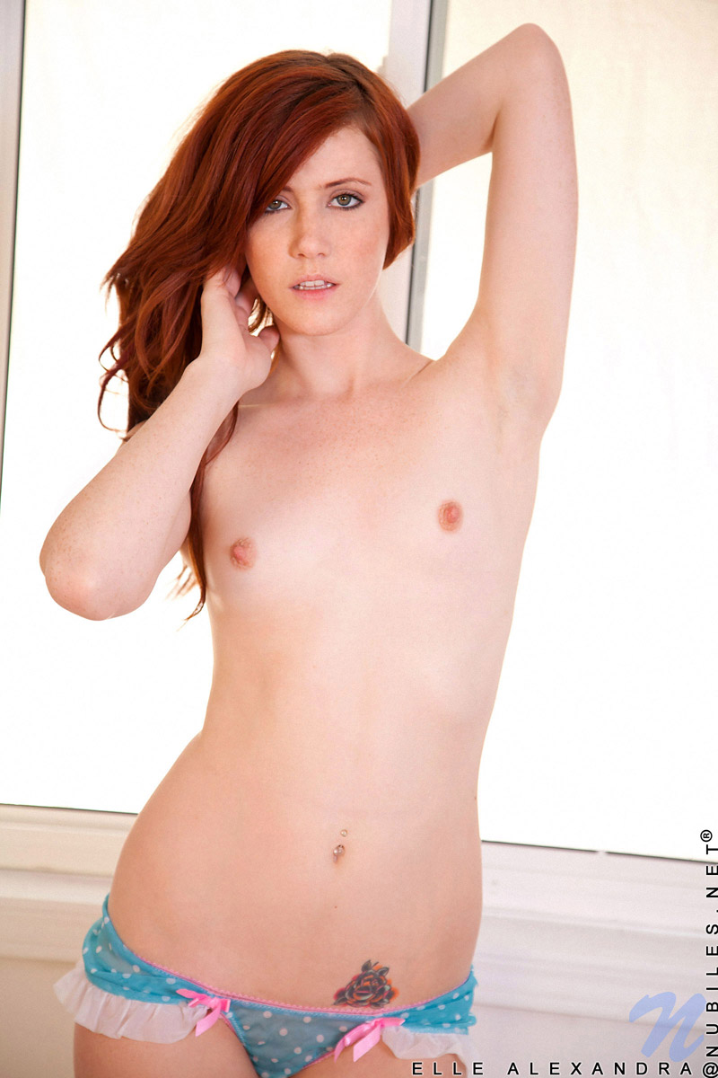 Youth topless redhead topic