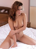 Sexy Girl Next Door With A Big Round Ass Spreads Her Sweet Pink Pussy - Picture 10