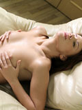 Amateur Babe Gives A Close Up View Of Her Finger Fuck Session - Picture 9