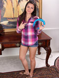 Charming Kat Smith Pleasures Her Pussy With Her Favorite Toys - Picture 2