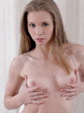 Stunning Nubile Kortny Gets Horny In The Office - Picture 4