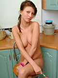 Gorgeous Malinka Is Hot Like A Candy Her Naked Body Is Sweet And Juicy On Bed - Picture 13