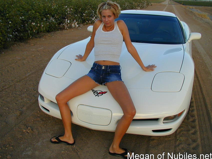 Are not Nude corvette girls for