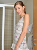 Nubiles.net Mishka Devlin - Nubile hottie strips naked more than that gets unmanageable in the shower