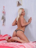 Perky Nubile Drills Her Juicy Twat With A Vibrator - Picture 3