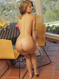 Horny Nubile Presley Hart Pleasures Herself With A Pink Toy - Picture 6