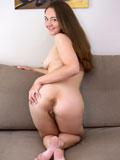Nubiles.net Quinn - Cock hungry coed strips down and teases her dripping wet pussy