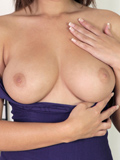 Nubiles.net Rita Peach - Busty Rita Peach fingers her shaved twat