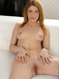 Hot Nubile Sarah Redz Strips Off Her Panties And Spreads Her Shaved Twat - Picture 10