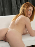 Hot Nubile Sarah Redz Strips Off Her Panties And Spreads Her Shaved Twat - Picture 14