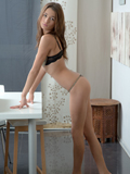 Stunning Nubile Strips Down To Give You A Taste Of Her Naughty Side - Picture 7