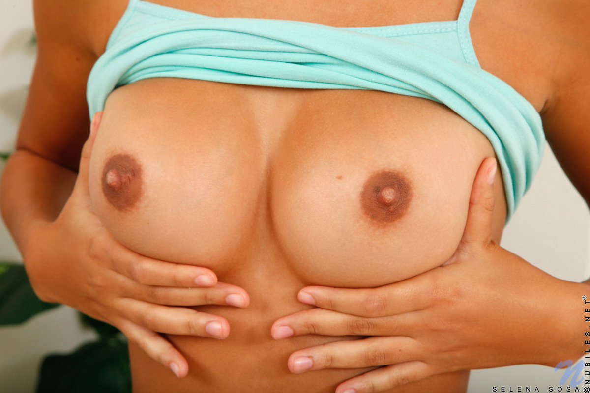 Nubiles.net - Selena Sosa: Top Shelf Tits