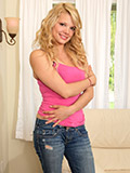 Hot Nubile Pampers Her Pussy With The Magic Wand - Picture 1