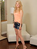 Sexy Stella Banxxx Stimulates Her Clit As She Cums Just For You - Picture 1