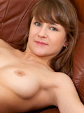 Playful Nubile Stuffs Her Tight Shaved Pussy With A Huge Dildo - Picture 15