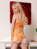 Nubile Withney Reveals Her Tempting Body In The Nude - Picture 2