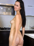 Nubiles.net Yani Yani - Naughty girl next door shows off her long legs and cock hungry pussy