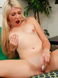 Nubiles.net Zelda Morrison - Cock hungry blonde tickles her clit with tiny vibrator until she squirts