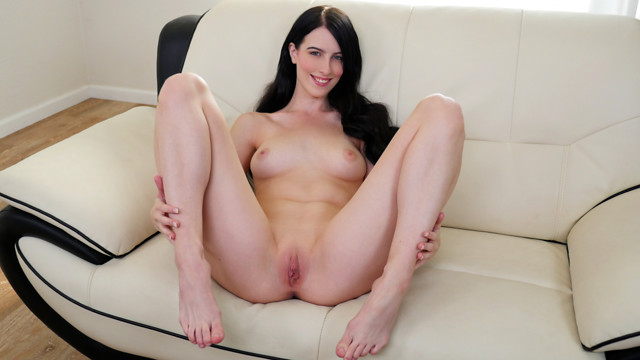 Hot Brunette - Nubiles.net