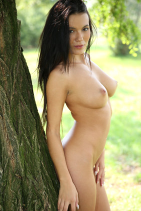 Naked Outside