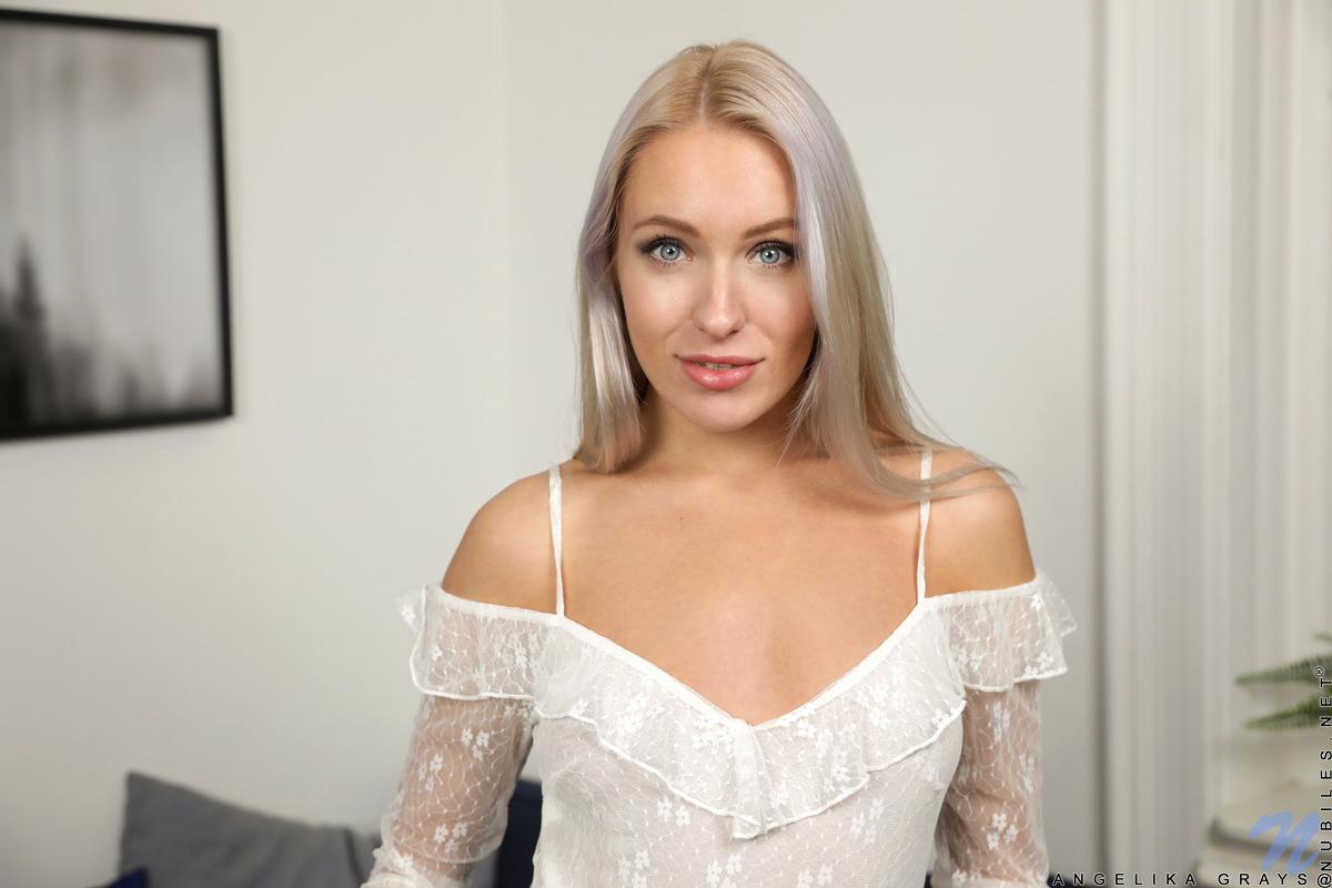 Nubiles.net - Angelika Grays: Angelic Angelika