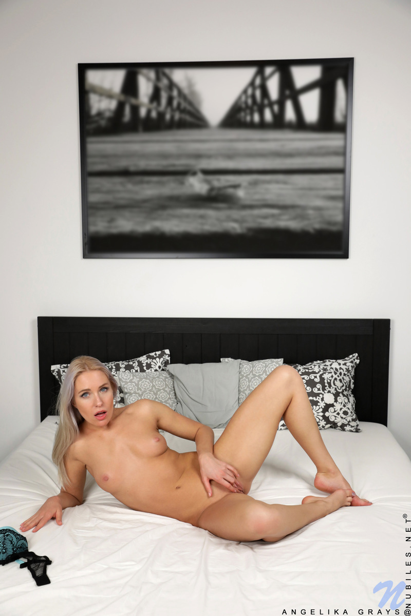 Nubiles.net - Angelika Grays: Touch Of Love