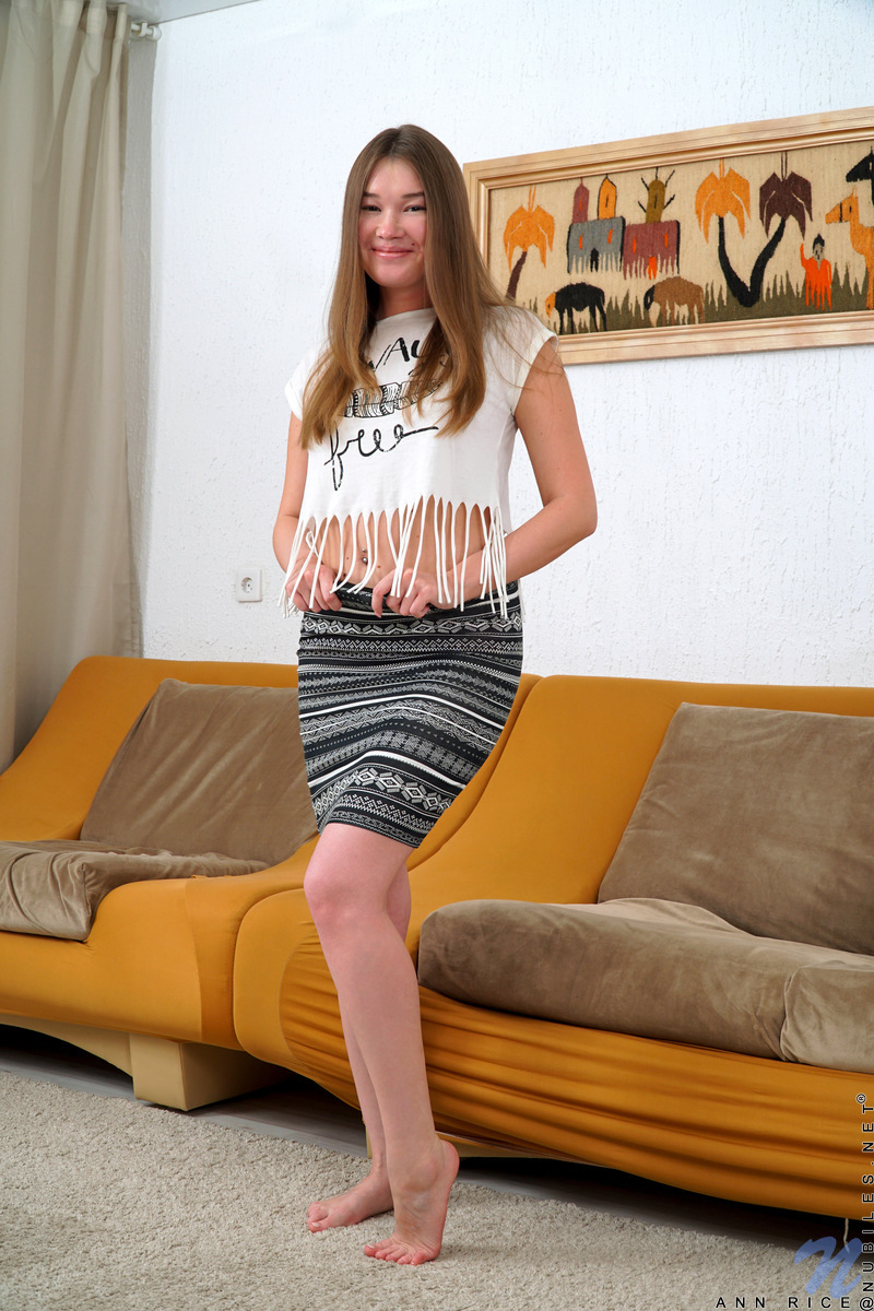 Nubiles.net - Ann Rice: Anns Orgasm