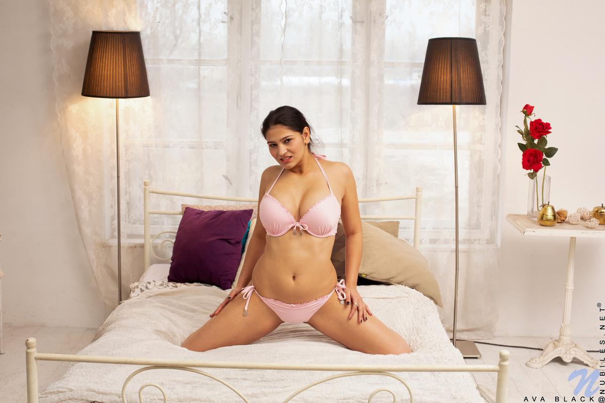 Nubiles.net - Ava Black: All Natural Tits