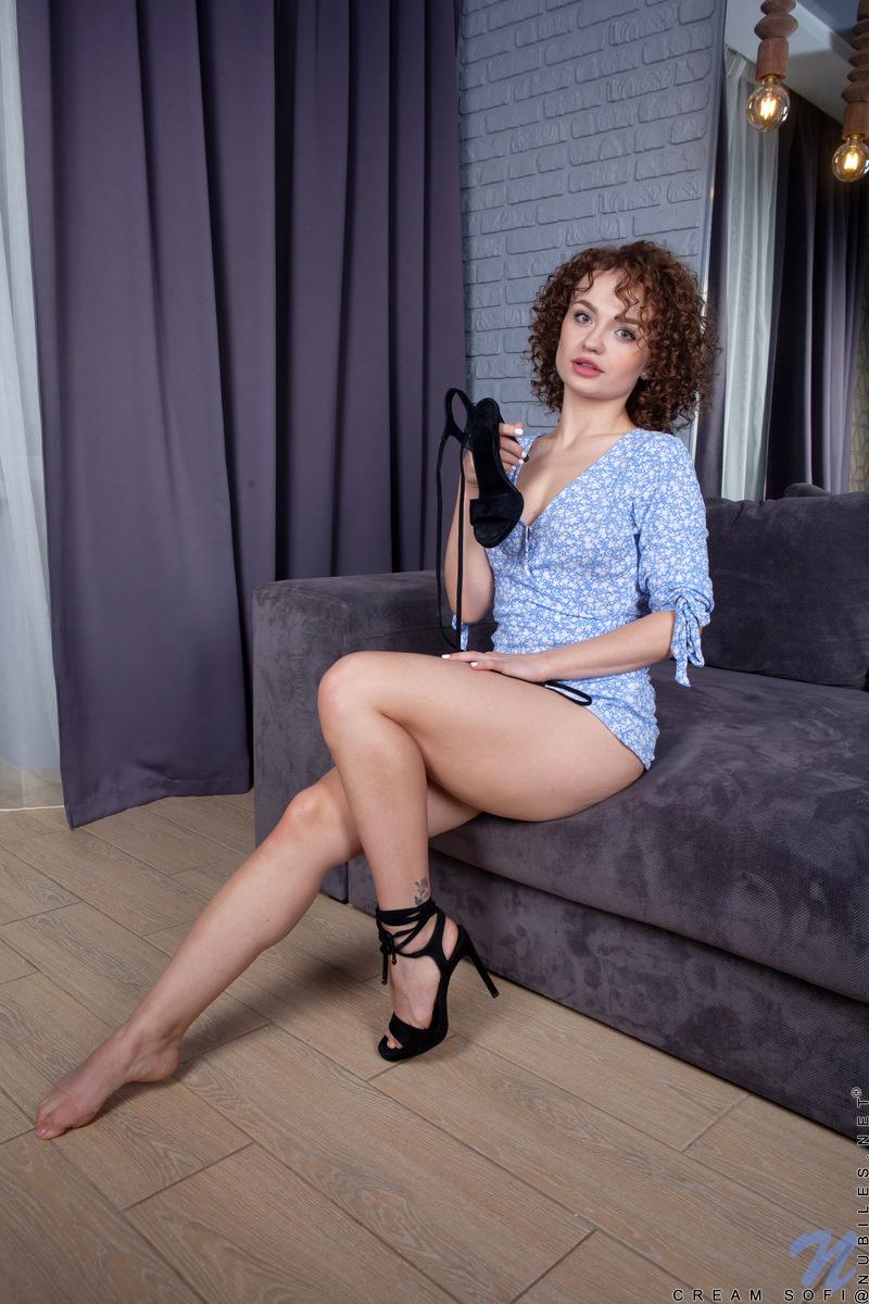 Nubiles.net - Cream Sofi: Sexy Sofi