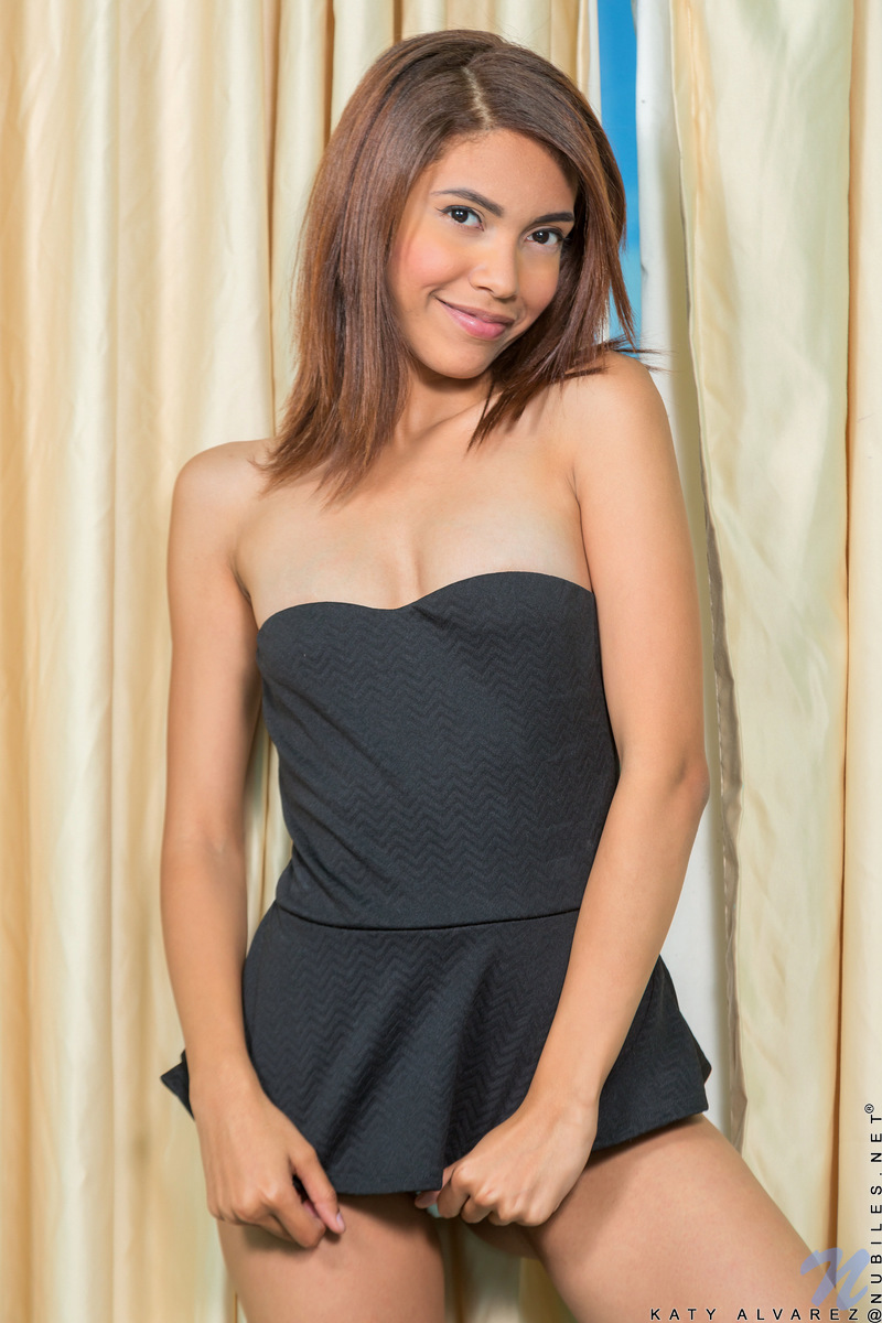 Nubiles.net - Katy Alvarez: First Timer