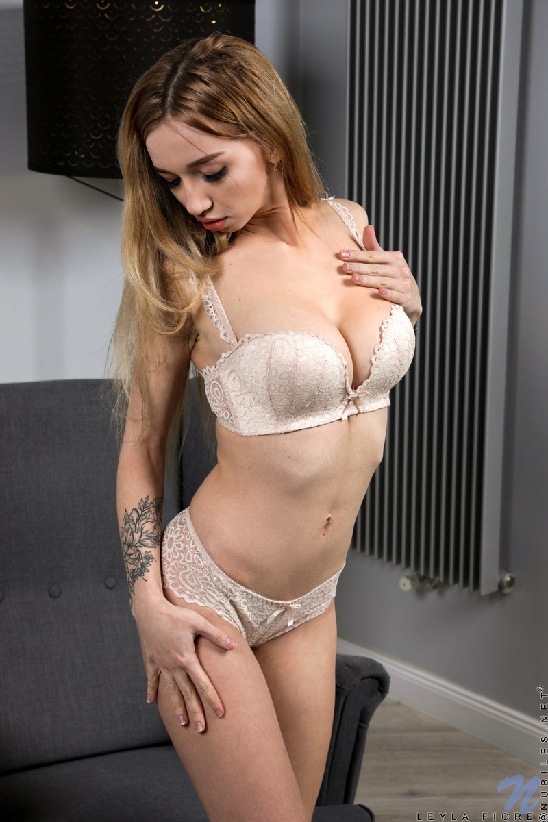 Nubiles.net - Leyla Fiore: Undressed