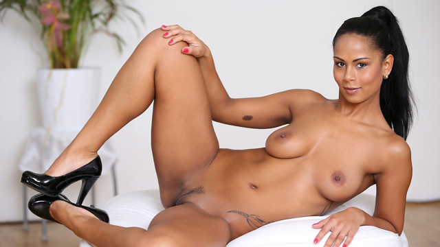 Ebony Love - Nubiles.net